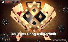 Pokeronline IDN Poker Uang Asli Dan Terpercaya Poker Online, Nintendo Games, Slot