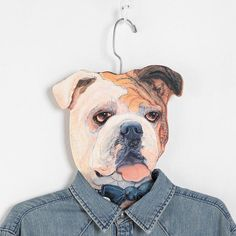 Fancy - Animal Clothes Hanger