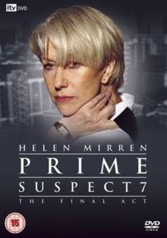 Prime Suspect - I love this woman and this show!  (grown ups only).