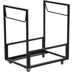 the lifetime residential chair cart is the perfect addition to your home or small business it holds up to 8 lifetime folding chairs