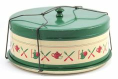 1940s cake/pie carrier ♥