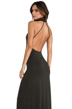 Rachel Pally Romanni Dress in Pine from REVOLVEclothing