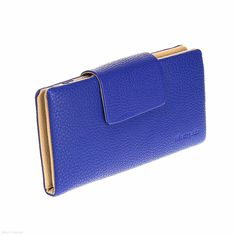 Multicompartment Wallet (Sapphire)