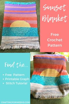 Tapestry Crochet Patterns, Crochet Quilt, Afghan Crochet Patterns, Crochet Afghans, Crochet Blankets, Knitting Patterns, Free Crochet, Crochet Gifts, Crochet Baby