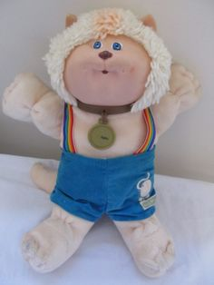Vintage 80's Cabbage Patch Kids Koosa!
