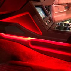 Automotive Upholstery, Car Upholstery, Custom Car Interior, Truck Interior, Custom Trucks, Custom Cars, Mustang Interior, Custom Center Console, Tactical Truck