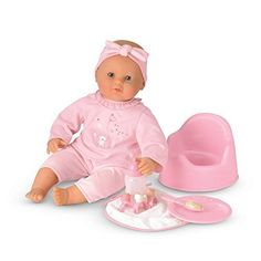 """$+  Corolle Les Classiques Special Feature 17"""" Baby Doll (Lia) by Corolle"""