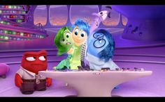 INSIDE OUT Official Trailer  Disney Pixar Animated