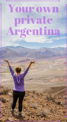 Your own private Argentina. A journey over the South American backbone: The Andes mountain range. During this Travesia, the sublime silence and multicoloured valleys of the Andes, natural border between #Argentina and Chile, unfold with every step of the way. As you go higher into the mountains, you discover an untouched world in which colours are unapologetic and civilization is as distant as the stars in the night sky. Click to read #Adventure Meets #Luxury on the Explora Travesia
