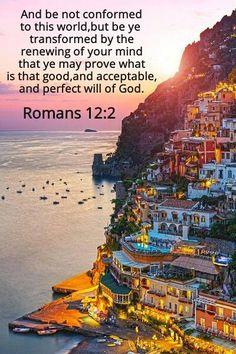 ROMANS 12:2.........KJV