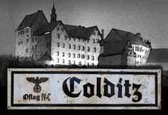 Colditz TV mini-series was created by Brian Degas working with the producer Gerard Glaister, who went on to devise another successful BBC series dealing with the Second World War—Secret Army. Technical consultant for the series was Major Pat Reid, the real British Escape Officer at Colditz. One of the locations used in filming was STIRLING CASTLE.in SCOTLAND. a dupe pf Colditz.
