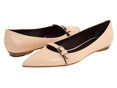 Calvin Klein Korina Flats!  Such a great color!