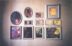 Definitely doing this in my new room Galaxy Photos, Galaxy Pictures, Galaxy Images, Galaxy Art, Galaxy Space, Decoration Design, Favim, Parks And Recreation, My New Room