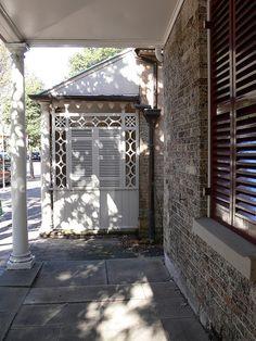 Georgian Cottage Albion St. Sydney