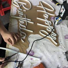 Happy Birthday Custom Party Neon Sign Acrylic Flex Led Custom | Etsy 20th Birthday, Happy Birthday, Company Signage, Neon Lamp, Custom Neon Signs, Neon Light Signs, Led Signs, Signage Design, Neon Lighting