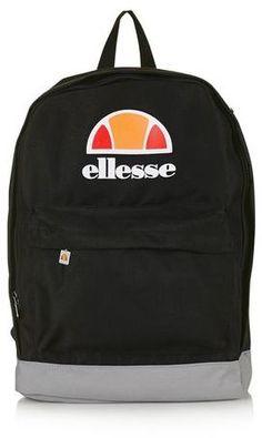 TopShop Morris Backpack by Ellesse