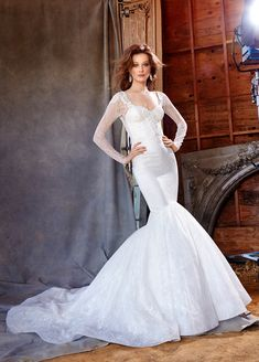 Bridal Gowns, Wedding Dresses by Lazaro - Style LZ3560