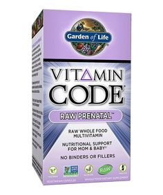 These prenatal whole-food vitamins ensure nutritional support for you and your little bundle thanks to a healthy blend of vegetarian ingredients. Note: These statements have not been evaluated by the Food and Drug Administration. This product is not intended to diagnose, treat, cure or prevent any disease. If you are pregnant or nursing a baby, or have other questions, please seek the advice of a healthcare professional before using this product.