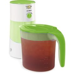 Mr. Coffee TM70 3-Quart Iced Tea Maker w/ Steeping Control, Lime Green * Be sure to check out this awesome product.