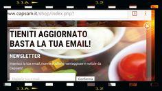 inizia la tua giornata con una #buona #azione : #iscriviti a #capsam e non te ne pentirai http://www.capsam.it/shop/index.php #socialcommerce #ecomerce #food #recipe