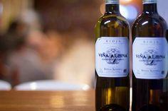 #VinaAlbina #Rioja #wine