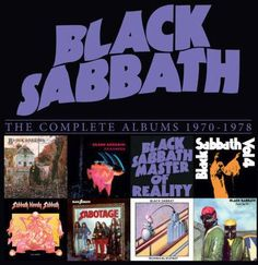 nice Black Sabbath - Full Albums Field 1970-1978  Check more at https://aeoffers.com/product/music-and-instruments/black-sabbath-full-albums-field-1970-1978-cd-new/