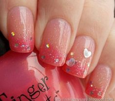 Beautiful Ombre Nail Ideas!