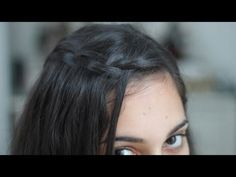 Waterfall Braid - Technik - YouTube