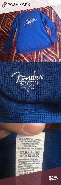 Lucky Brand Men's Thermal Tee Size XL Only worn one time Lucky Brand Shirts Tees - Long Sleeve