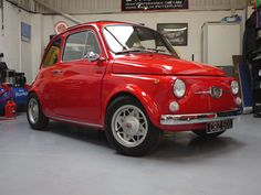 FIAT 500 TV 'Giannini' – Perfectly Protected