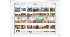 """Apple se toma en serio los """"Selfies"""" con iOS 9. Entérate de los cambios del nuevo beta - http://www.esmandau.com/173771/ios-9-contara-con-albumes-dedicados-para-selfies-y-screenshots/"""