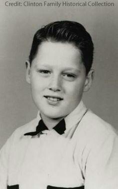 Bill Clinton Age 12