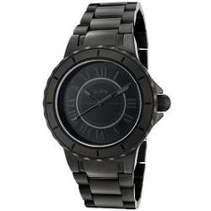 @Overstock - This a_line women's 'Marina' black ion-plated stainless steel watch features a black dial which also includes Chinese quartz movement and secures with a deployment with safety clasp.http://www.overstock.com/Jewelry-Watches/a-line-Womens-Marina-Black-Ion-Plated-Stainless-Steel-Watch/6430928/product.html?CID=214117 $107.04