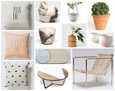 WorkOf is a marketplace that features local to California and independently made furniture, lighting soft goods and accessories.