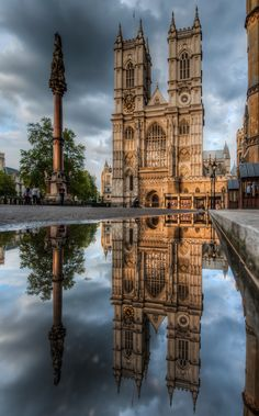 Westminster Abbey, England King Henry III, our ancestry built Westminster Abbey as we know it today, though it was in existence prior, smaller