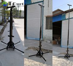 Crank Light Stand For Stage Lighting Stands and Trusses & 24 best TOURGO CRANK STAND /LIGHTING STAND /DJ TRUSS STAND images on ...