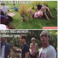 :) :D hahaha love that even though Ratliff isn't her brother he still looks like that #Rydellington
