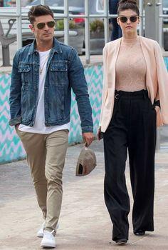The Best Dressed Men Of The Week: Zac Efron at Bondi Beach, Sydney. #bestdressedmen #zacefron