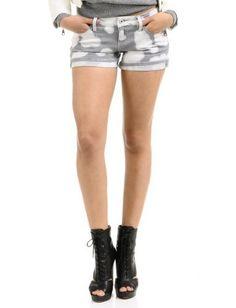 Cloud Nine Bleached Shorts ModDeals. $12.80