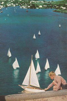 Harbor Magazine collage. 2012.- by Sarah Eisenlohr