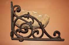 (9), LG. ANTIQUE LOOK, corbel, shelf brackets,country decor,victorian decor, B-8