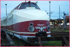 Berlin - Lichtenberg November 2010 Berlin - Prag - Wien mit der Deutschen Reichsbahn. Es war einmal.
