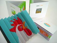 Book by Katsumi Komagata Paper Design, Book Design, Libros Pop-up, Blog Art, Paper Pop, Cool Books, Made In France, Handmade Books, Craft Materials