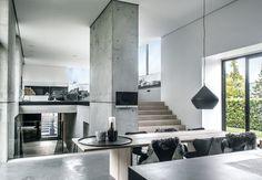 La Maison d'Anna G.: Raw and modern