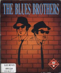 Image result for blues brothers amstrad game poster