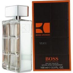 Boss Orange Man By Hugo Boss Edt Spray 3.3 Oz