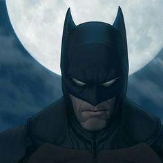 Do you guys like Ben Affleck as Batman? #comicsandcoffee By Michael Stribling