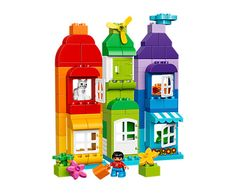 Zestaw kreatywny LEGO® DUPLO® - 10854 | DUPLO® | LEGO Shop