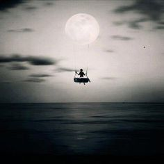 Swinging From The Moon. If Dreams Come True...
