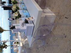 #bodas en la #playa #wedding #flores #centrosdemesa #decoracion #arreglosflorales